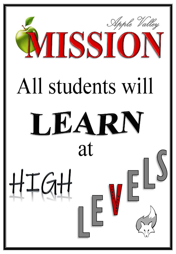 All students will learn at high levels